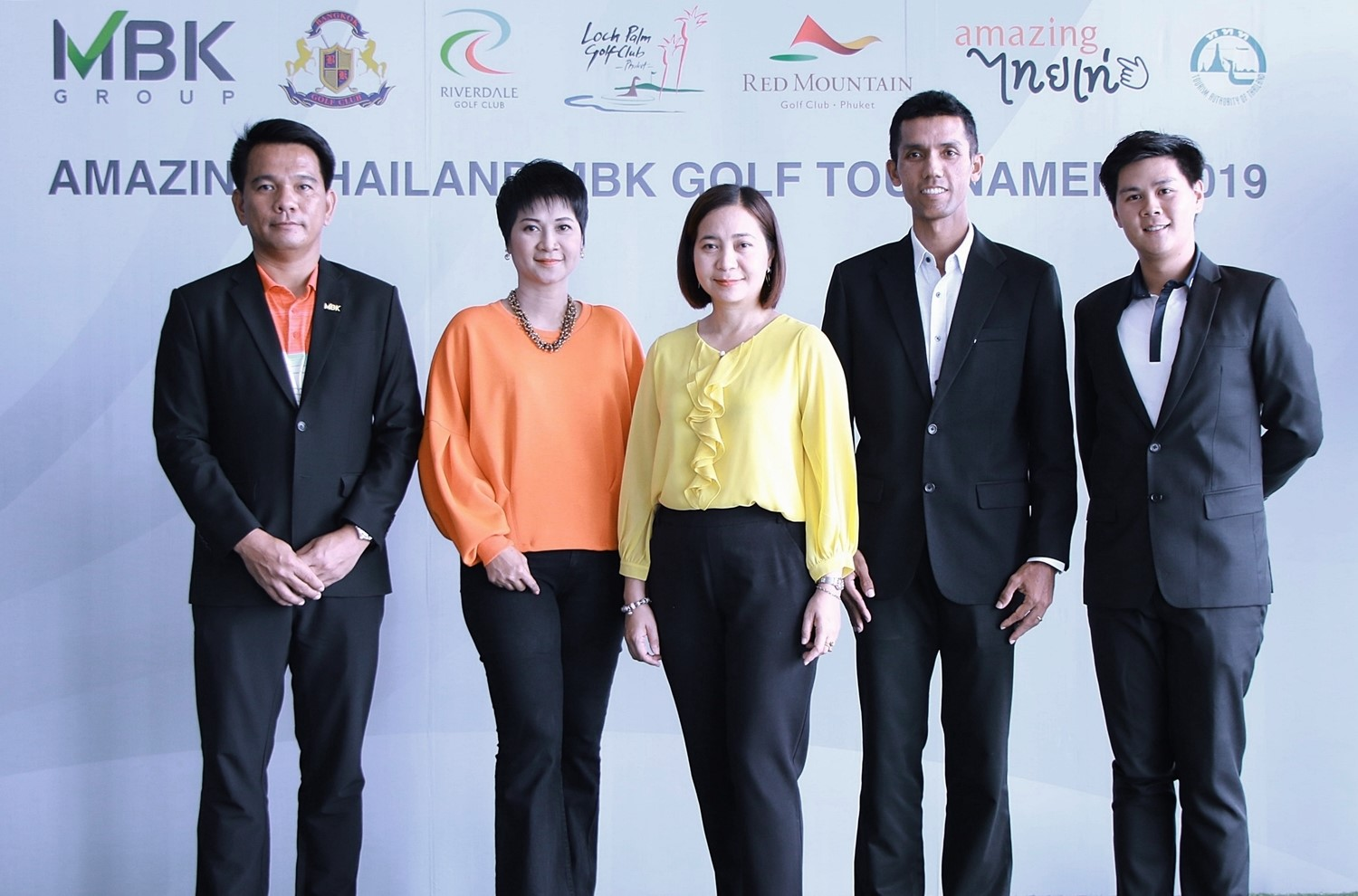 Amazing Thailand - MBK Golf Tournament 2019