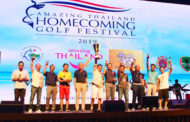 Amazing Thailand home coming Golf festival 2019