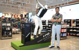 อันเดอร์ อาร์เมอร์ เปิดตัวคอลเลกชันใหม่ Curry Golf