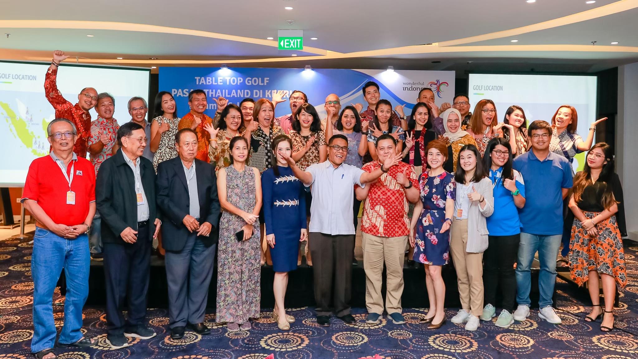 FAMILIARIZATION TRIP GOLF FOR THAILAND MARKET