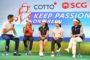 """เอสซีจี จับมือ """"คอตโต้"""" เดินหน้าหนุน """"โม-เม-เมียว"""" สู้ศึก LPGA 2020"""